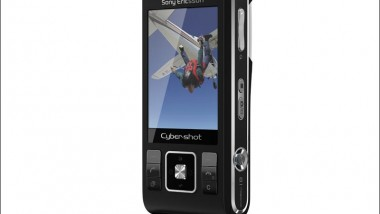 Sony Ericsson's 8.1MP Camera Phone