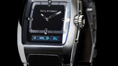 Sony Ericsson's Bluetooth Watch