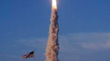 Space Shuttle Atlantis STS-117 Launched