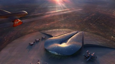 First Commercial Spaceport Unveiled