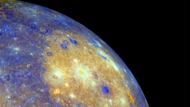 The New Face of Mercury