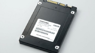 Toshiba 256GB Solid State Drive