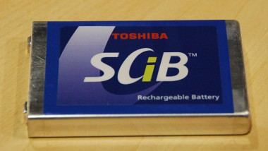 Toshiba Speedy Recharge Battery