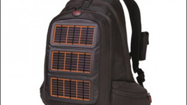Voltaic Solar Charging Backpack