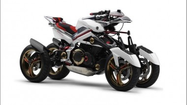 Yamaha Tesseract Quad-Bike