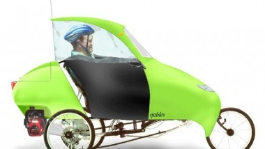 GoblinAero – A Hybrid Tricycle