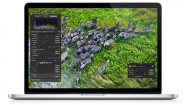 New: MacBook Pro Retina with 5 MegaPixel Display
