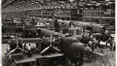 Detroit's Dream of Aircraft Production