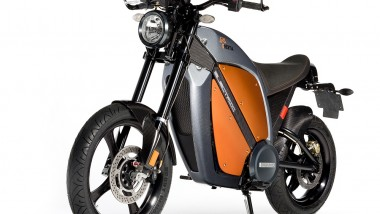 Enertia – an Electric Motorcycle