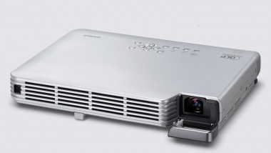 Casio's Super Slim Projector