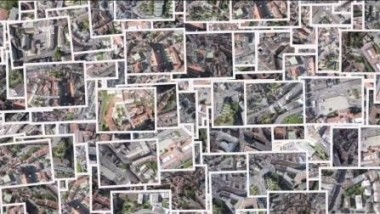 UAVs and the Cloud Create 3D Models from 2D Pics