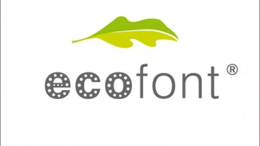 Ecofont Cuts Ink by 20%