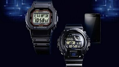 CES 2013: Casio Showcase BT Watch – in the US Soon