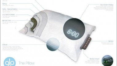Glo Pillow – Waking Up With the Sunrise