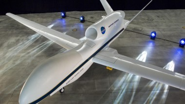 Global Hawk Autonomous Aircraft