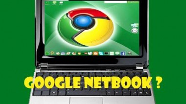 Google Chrome OS-based Netbook Specs Are Out