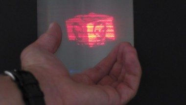 Not Only on TV – Holographic Video