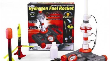 Toy Rocket Inspires Variable Speed Bullets