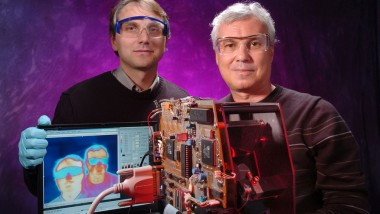 New Infrared Camera to Help Fight Cancer