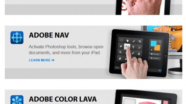 Adobe multitouch Photoshop SDK for iPad