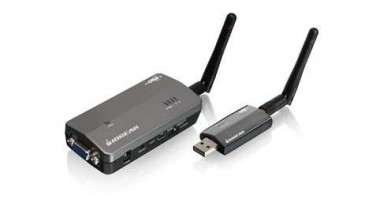 Wireless USB to VGA Kit