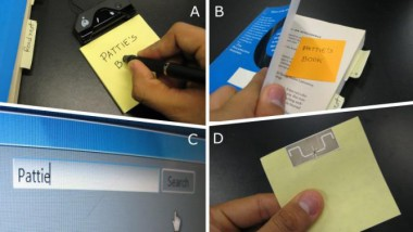 Quickies: Intelligent Sticky Notes