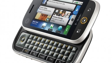 First Android Powered Motorola Phone