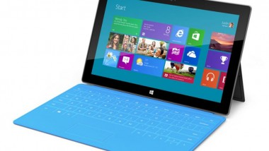 Microsoft Unveiled Win 8 Surface Tablets