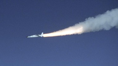 Ramjet Rocket Takes to the Skies