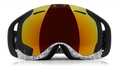 Oakley Airwave – Heads-up Display for the Slopes