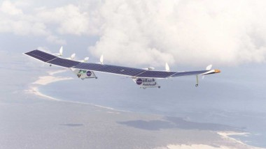 Solar UAV to set a new World Record