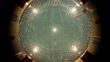 Physicists Detect Geoneutrinos