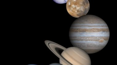 New Study Shows Solar System is Unique
