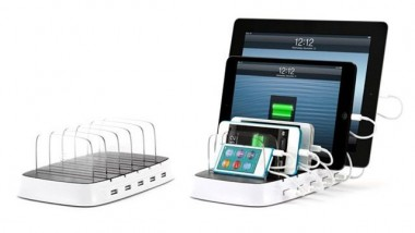 CES 2013: PowerDock 5 – the Multi-Device Charger
