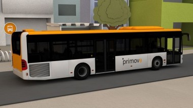 Wireless Charging Electric Bus Tested in Germany