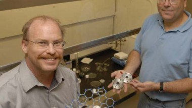 Carbon Material to Store Renewable Energy