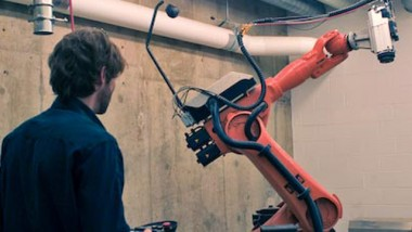 Kuka HA 60-3 Automatic Super Arm