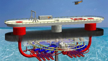 Unlimited Solar Energy from the Ocean?
