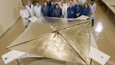 NanoSail-D – A Solar Sail in Space