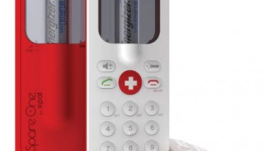 SpareOne – the 15 years Emergency Mobile Phone