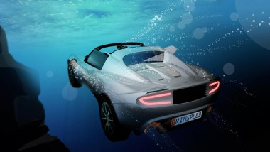 sQuba – Who Said Cars Can't Dive?