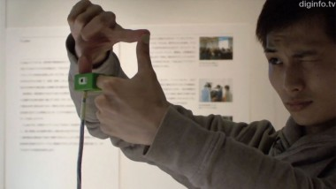 Ubi-Camera – Make a Camera out of your Hands