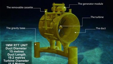 World's Largest Tidal Power to be Built in Korea