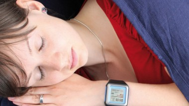 A Smartwatch App to Monitor Your Sleep