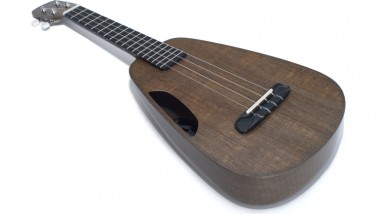 Sweet Sounds of Sustainability: Blackbird Guitars Makes First Eco-Ukulele
