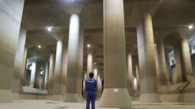 Massive Underground: Flood Prevention Technology