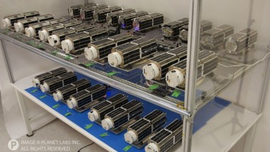 """Flock"" of Nano-Satellites Will Capture High-Res Images of Earth's Surface"