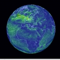 Weather, Earth, Orthographic