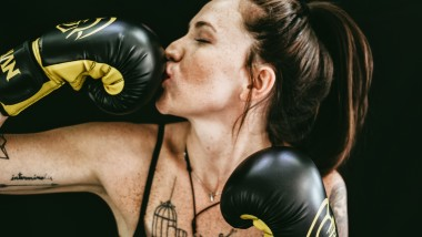 Why boxing is the future of women's fitness training
