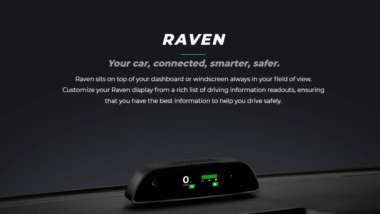 Meet Raven: The World's First Connect Car System